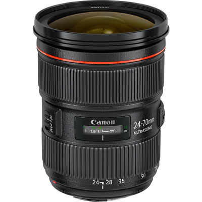 Canon EF 24-70mm f2.8L Mk II USM Lens | UK CAMERA CLUB