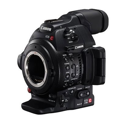 Canon EOS C100 Mark II High Definition Camcorder